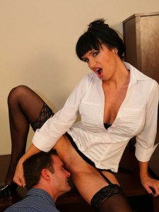 Angie Noir and Her Cuckold