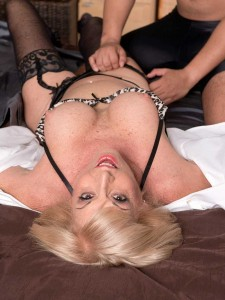 Mature Milf Scarlet Andrews Is A Hot Sixty Plus Babe